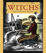 Llewellyn's Witch's Coloring Book - Llewellyn